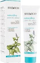 Voňavky, Parfémy, kozmetika Prírodná zubná pasta - Sylveco Natural Toothpaste