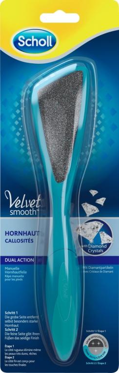 Obojstranný pilník na chodidlá - Scholl Velvet Smooth Dual Action — Obrázky N1