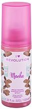 Voňavky, Parfémy, kozmetika Fixačný sprej na make-up - I Heart Revolution Fixing Spray Mocha