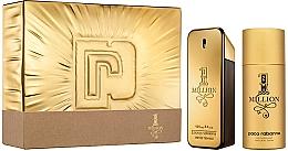 Voňavky, Parfémy, kozmetika Paco Rabanne 1 Million - Sada (edt/100 + deo/150)