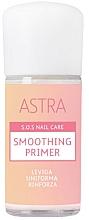 Voňavky, Parfémy, kozmetika Vyhladzujúci primer na nechty - Astra Make-up Sos Nails Care Smoothing Primer