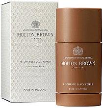 Voňavky, Parfémy, kozmetika Molton Brown Re-Charge Black Pepper Deodorant - Dezodorant