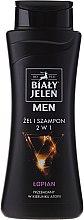 Voňavky, Parfémy, kozmetika Hypoalergénny gél a šampón 2v1 - Bialy Jelen Hypoallergenic Gel & Shampoo 2in1