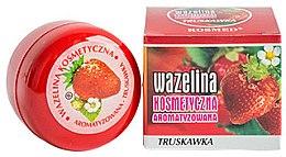 """Voňavky, Parfémy, kozmetika Vazelína na pery """"Jahoda""""  - Kosmed Flavored Jelly Strawberry"""