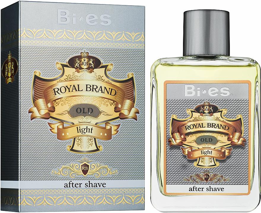 Bi-Es Royal Brand Light - Lotion po holení