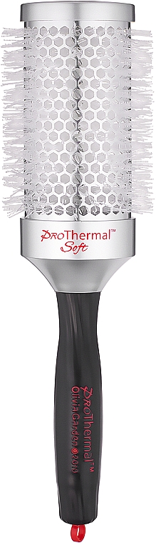 Termo kefa na vlasy d 53 mm, T53S - Olivia Garden Pro Thermal Soft — Obrázky N1