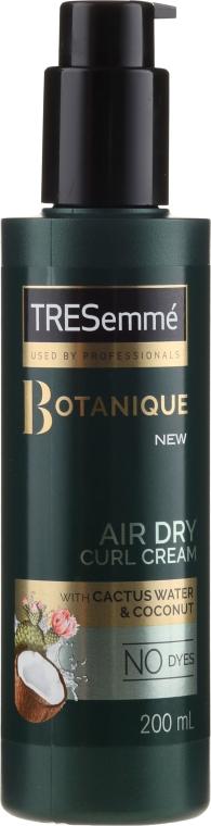 Krém na úpravu vlnitých vlasov - Tresemme Botanique Air Dry Curl Cream