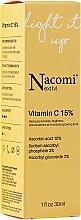 Voňavky, Parfémy, kozmetika Sérum na tvár s 15% vitamínom C - Nacomi Next Level Vitamin C 15%