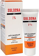 Voňavky, Parfémy, kozmetika Preventívna pasta proti lupinám 1% - Suľsena