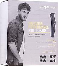 Voňavky, Parfémy, kozmetika Sada zastrihávačov vlasov - BaByliss Men MT728E