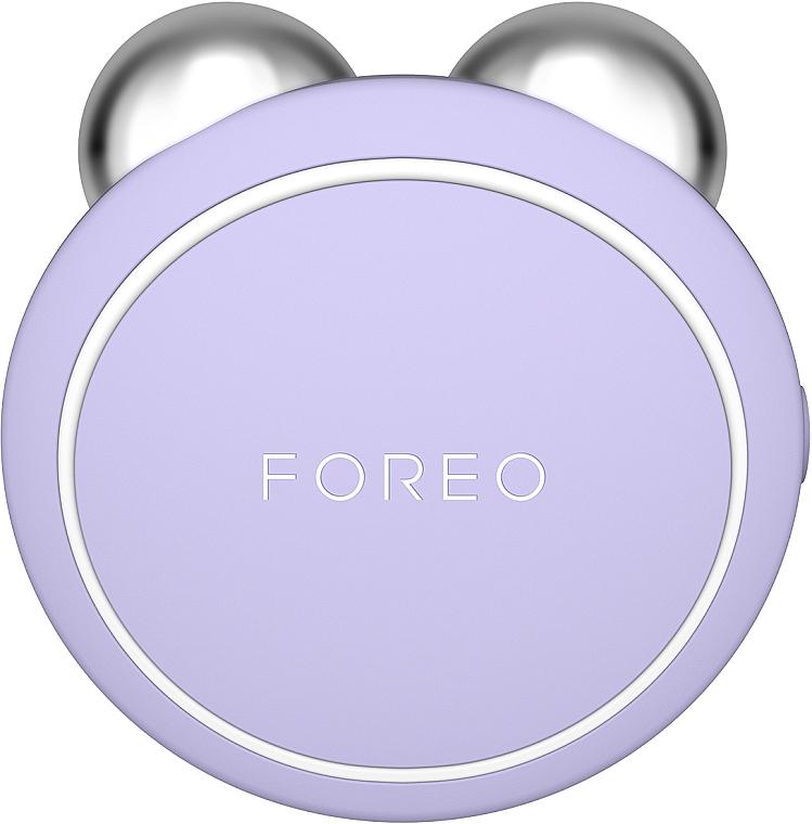 Prístroj na masáž a spevnenie pokožky tváre - Foreo Bear Mini Lavender