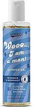 Voňavky, Parfémy, kozmetika Sprchový gél - Wooden Spoon I Am A Man Shower Gel