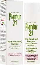 Voňavky, Parfémy, kozmetika Výživný šampón proti vypadávaniu vlasov - Plantur Nutri Coffein Shampoo