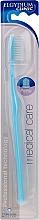 Voňavky, Parfémy, kozmetika Pooperačná zubná kefka, svetlomodrá - Elgydium Clinic Perio