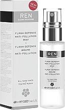 Voňavky, Parfémy, kozmetika Ochranný tvárový závoj - Ren Flash Defence Anti-Pollution Mist