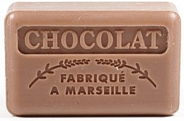 """Voňavky, Parfémy, kozmetika Marseillské mydlo """"Čokoláda"""" - Foufour Savonnette Marseillaise Chocolat"""