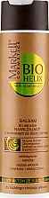 Voňavky, Parfémy, kozmetika Balzam na vlasy s extraktom slimákového mucínu - Markell Cosmetics Bio Helix