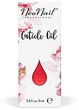 """Voňavky, Parfémy, kozmetika Olej na nechtovú kožičku """"Jahoda"""" - NeoNail Professional Cuticle Oil"""