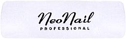 Voňavky, Parfémy, kozmetika Uterák na manikúru, biely, 30x50 cm - NeoNail Professional
