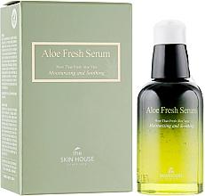 Voňavky, Parfémy, kozmetika Hydratačné a upokojujúce sérum s extraktom z aloe - The Skin House Aloe Fresh Serum