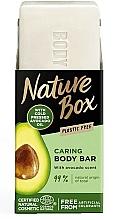 Voňavky, Parfémy, kozmetika Tuhý sprchový gél s avokádovým olejom  - Box Body Bar With Avocado Oil