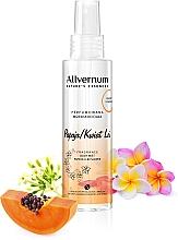 """Voňavky, Parfémy, kozmetika Parfumovaný sprej na telo """"Papaya Kvetina Laj"""" - Allverne Nature's Essences Body Mist"""
