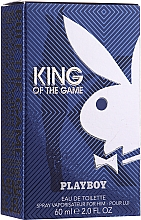 Voňavky, Parfémy, kozmetika Playboy King Of The Game - Toaletná voda