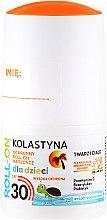Voňavky, Parfémy, kozmetika Guľôčkový prostriedok na opaľovanie pre deti - Kolastyna Suncare for Kids Roll-on SPF 30
