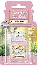 Voňavky, Parfémy, kozmetika Arómatizator - Yankee Candle Car Jar Ultimate Sunny Daydream