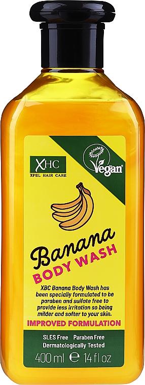 "Sprchový gél ""Banán"" - Xpel Marketing Ltd Banana Body Wash"