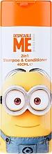 Voňavky, Parfémy, kozmetika Detský kondicionér na vlasy - Corsair Despicable Me Minions 2in1 Shampoo&Conditioner