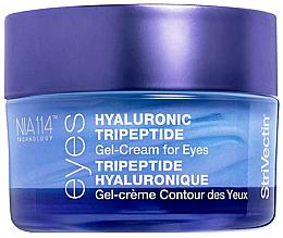 Voňavky, Parfémy, kozmetika Hyaluronový tripeptidový gélový očný krém - StriVectin Advanced Hydration Hyaluronic Tripeptide Gel-Cream For Eyes