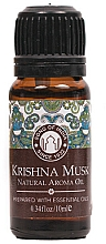 """Voňavky, Parfémy, kozmetika Esenciálny olej """"Kršna"""" - Song of India Krishna Musk Oil"""