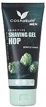 Voňavky, Parfémy, kozmetika Prírodný upokojujúci gél na holenie - Cosnature Men
