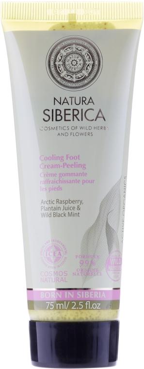 """Krém-peeling na nohy """"Obnovenie a zmiernenie pokožky"""" - Natura Siberica — Obrázky N2"""