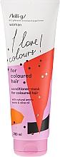 Voňavky, Parfémy, kozmetika Kondicionér pre farbené vlasy - Kili·g Woman Conditioner For Coloured Hair