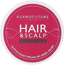 Voňavky, Parfémy, kozmetika Peeling pre pokožku hlavy - DermoFuture Hair&Scalp Peeling