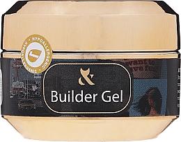 Voňavky, Parfémy, kozmetika Biely gél - F.O.X Builder White Gel