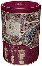 Voňavky, Parfémy, kozmetika Tesori d`Oriente Byzantium - Sada (edp/100ml + sh/gel/250ml + bath/cr/500ml)