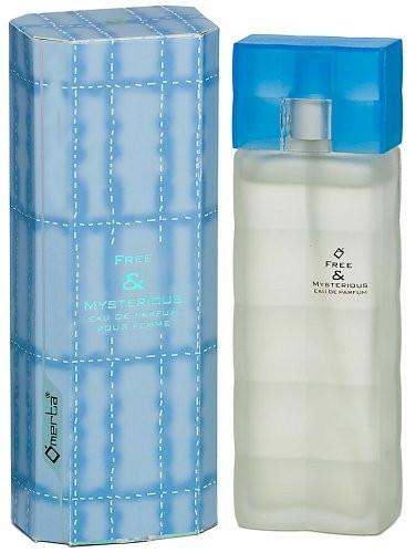Omerta Free & Mysterious - Parfumovaná voda