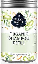 Voňavky, Parfémy, kozmetika Vymeniteľná plechovka pre šampón - Eliah Sahil Organic Shampoo Refill
