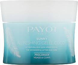 Voňavky, Parfémy, kozmetika Osviežujúce želé na telo - Payot Sunny Payot Refreshing Jelly Coco After-Sun Care