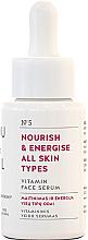 Voňavky, Parfémy, kozmetika Výživné sérum pre všetky typy pleti - You & Oil Vitamin Nourish & Energise Serum