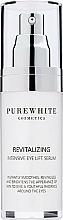 Voňavky, Parfémy, kozmetika Očné liftingové sérum - Pure White Cosmetics Revitalizing Intensive Eye Lift Serum