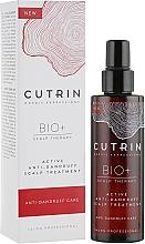 Voňavky, Parfémy, kozmetika Krém na pokožku hlavy proti lupinám - Cutrin Bio+ Active Anti-dandruff Scalp Treatment