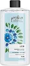 Voňavky, Parfémy, kozmetika Ľanová micelárna voda na tvár - Polka Micellar Water
