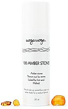 Voňavky, Parfémy, kozmetika Hydratačný BB krém - Uoga Uoga 100 Amber Stones Medium Light Skin BB Cream