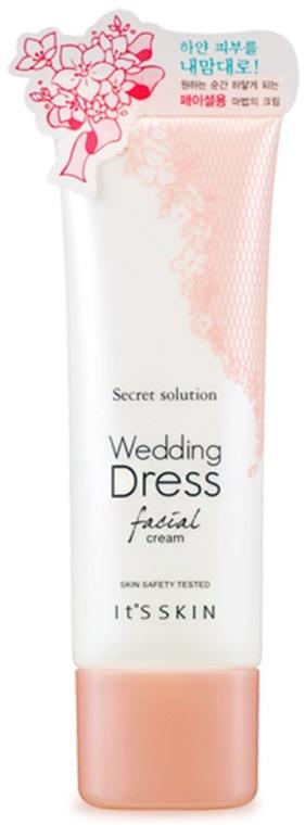 Bieliaci krém na tvár - It's Skin Secret Solution Wedding Dress Facial Cream