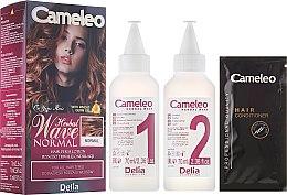 Voňavky, Parfémy, kozmetika Prípravok pre onduláciu všetkých typov vlasov - Delia Cameleo Herbal Wave