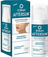 Voňavky, Parfémy, kozmetika Sérum proti vekovým škvrnám - Ecran Aftersun Serum Reparador Antimanchas